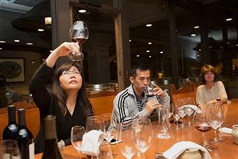 alibaba wine tasting 2